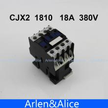 CJX2 1810 AC contactor LC1 18A 380V 50HZ
