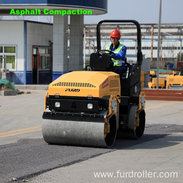Cheap Price Asphalt Roller Double Drum Road Roller for Sale