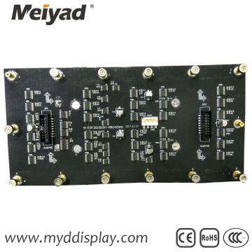 LED module curved screen Indoor Advertising Board