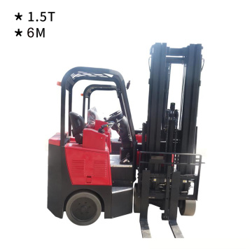 Electric Narrow Aisle Forklift05