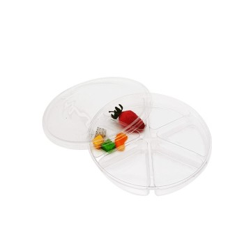 Custom Thermoformed Nut Food Blister Plastic Tray