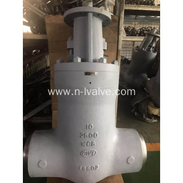 Pressure Seal Carbon Steel Gate Valve