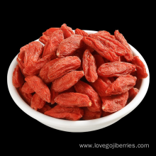 2018 New Arrival Goji Berries From Ningxia