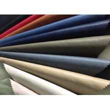 Ultra-thin PU garment leather