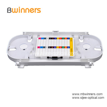 24 Core Fiber Optic Splice Tray