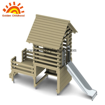 Amusement Park Outdoor Backyard Playhouse Equipment