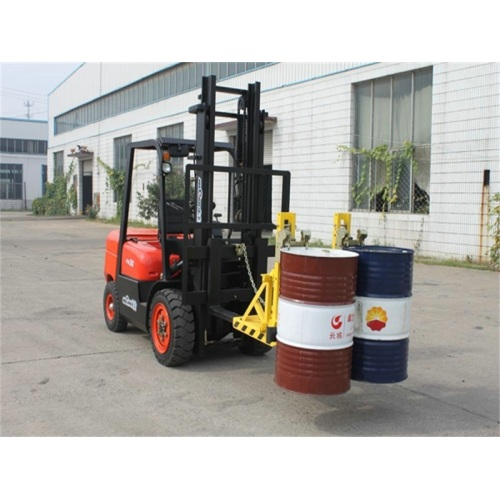 Hydraulic Oil Drum Stacker 05