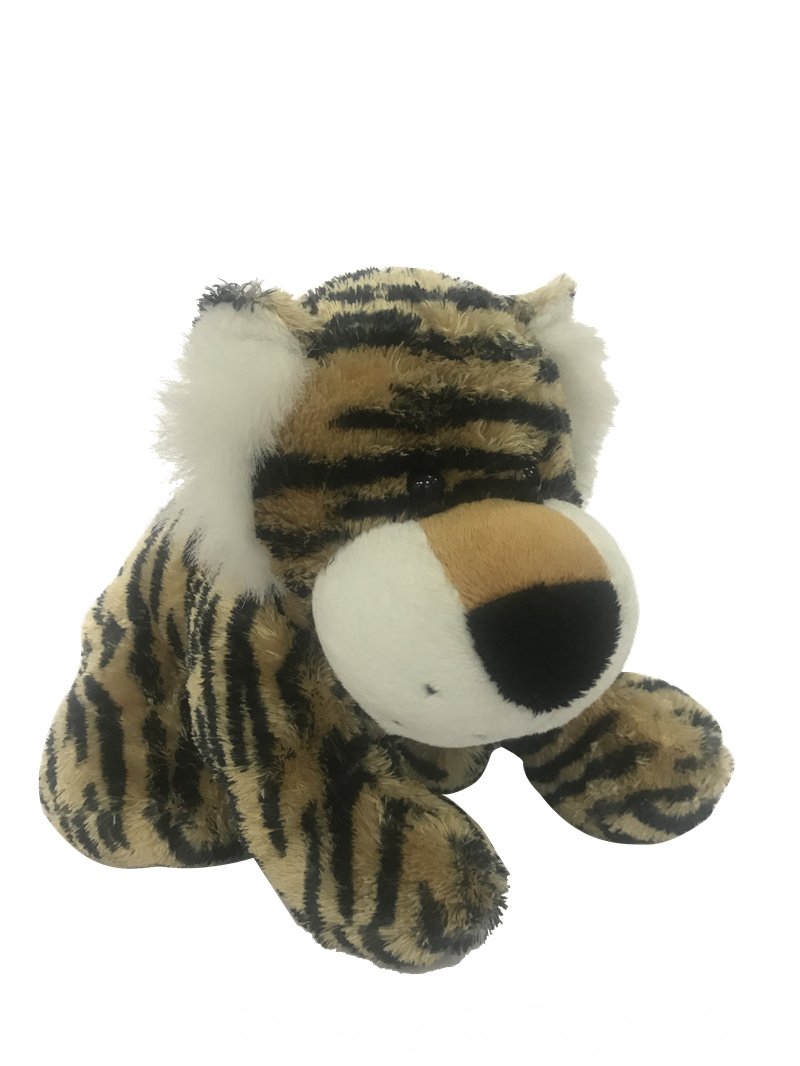 Plush Cuddly Tiger