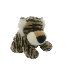 Crouching Plush Tiger Price