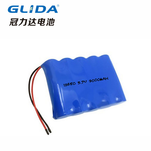 Li-ion 18650 Li-ion Battery ODM with CE Rohs