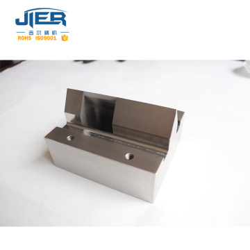 Non - needling melt-jet wire plate