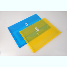 plastic transparent portable folder