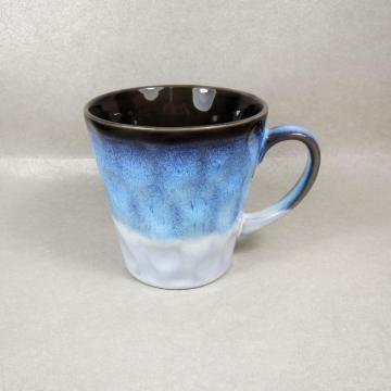 Reactive Glaze Coffee Mugs