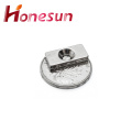 Customized Cube Countersunk Neodymium Magnet Manufactures