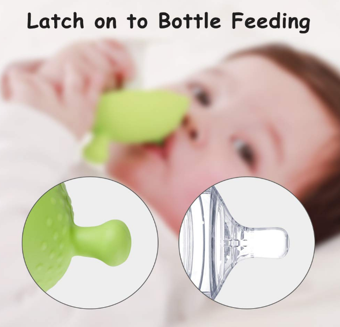 Baby Mushroom Teether Toy