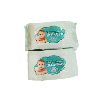 Baby Skin Care Custom Cleaning Tissues