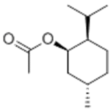 Cyclohexanol,5-methyl-2-(1-methylethyl)-, 1-acetate,( 57353933, 57253955,1R,2R,5S)- CAS 146502-80-9