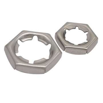 DIN 7967 Stainless Steel Nuts