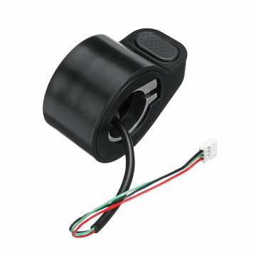 Electric Scooter Speed Dial Thumb Accelerator for Xiaomi Pro M365 Scooter Millet Accessories Trigger Shifter Dial Scooters Solid