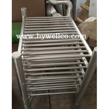 Mango Chips Vacuum Tray Dryer