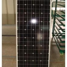 150W Mono solar panel with recycable use