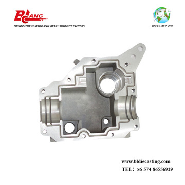 High Precision CNC Machining Differential Housing