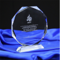 Design 3D Crystal Engraved Awards Trophy
