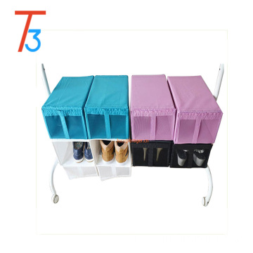 Canvas Storage Bins for Cube Storage - Foldable Fabric Storage Box