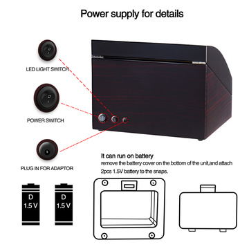 how does automatic watch winder work