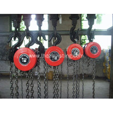 2 ton  HSZ manual chain pulley hoist