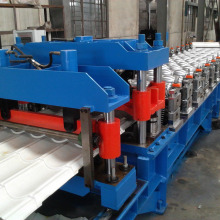 Automatic Trussless Roof Making Machine