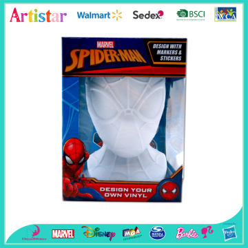MARVEL SPIDERMAN design your own vinyl