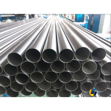Titanium Welded tube Grade 7 ASTM B862