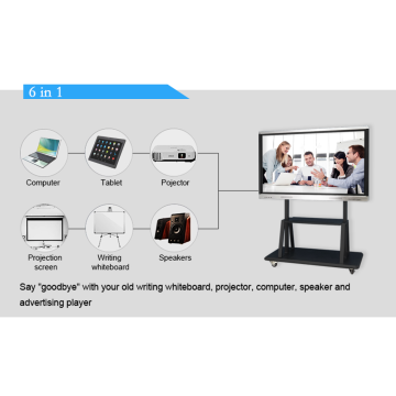 86 inches Classrooms Smart Latest Board