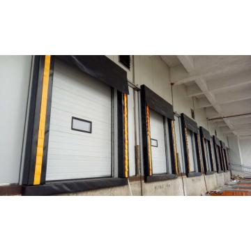 Industry aluminum alloy sectional door