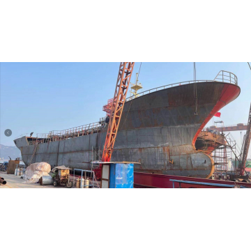 889 DWT Oil Tanker built in 2021