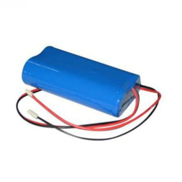 18650 2S1P 7.4V 2800mAh Li Ion Battery Pack