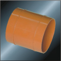 Plastic Coupling PVC Pipe Fitting for Drainage 110mm