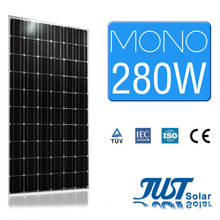 Great Quality 280W Mono Solar Panel Power on Sale