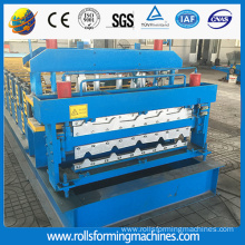 Indian market roof tile roll forming machine