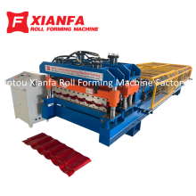 roofing sheet profiling machine