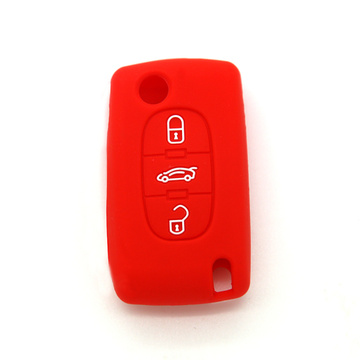 Famous popular motor brand silicone key cover