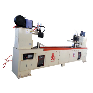 Multifunctional steel prop automatic welding machine