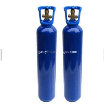 Seamless steel  empty cylinder
