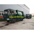 10cbm 4x2 Refuse Compressed Vehicles