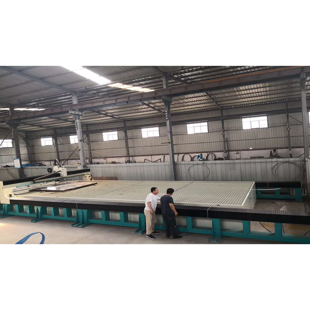 Big Water Jet Cutting Machine