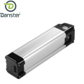 High Capacity Seat Tube Silver Fish Electric BATTERY