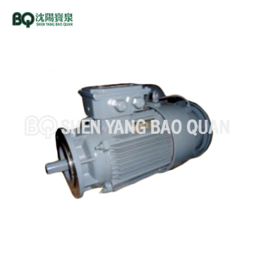 YTDVF132M1-4 5.5KW Trolleying Motor for Tower Crane