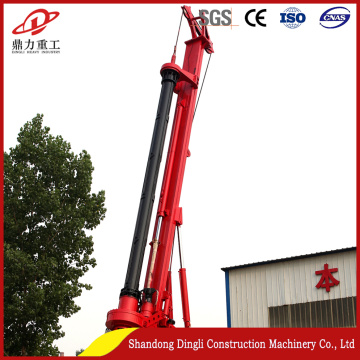 Small drilling rig 20m concrete foundation engineering rig