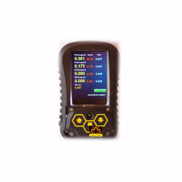 Portable Personal Particulate Monitor